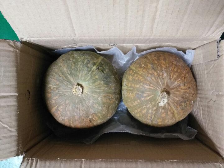 金玉寿 贝贝南瓜约5斤 4-6个 新鲜蔬菜 晒单图