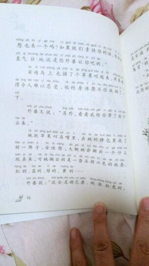 国际大奖小说注音版全5册 儿童文学 苹果树上的外婆存梦银行五毛钱的愿望魔镜小脚公主和七头大象 晒单图