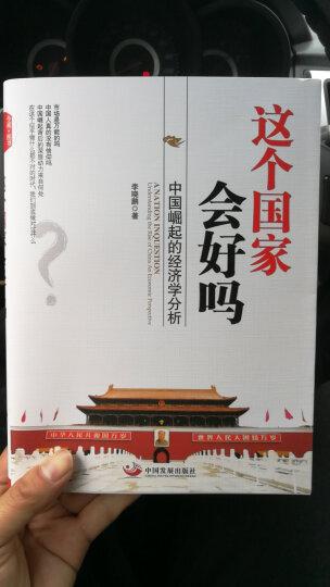 中国崛起的经济学分析:这个国家会好吗 晒单图