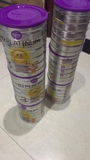 【免税-悉尼直邮】澳洲a2 Platinum白金版婴幼儿配方奶粉 澳洲原装进口 A2成人奶粉(脱脂)3袋 晒单图