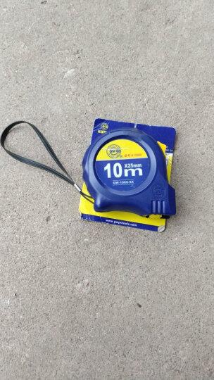 长城精工 钢卷尺 66-5系列双制动公制带扣2米钢卷尺活动尺钩 16mm 011545 晒单图
