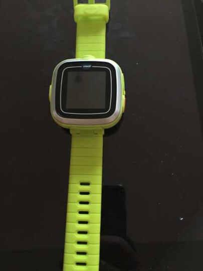 VTech伟易达玩具 儿童智能手表 拍照录像手表 儿童相机运动摄像机 女孩男生生日礼物 智能手表苹果绿 晒单图