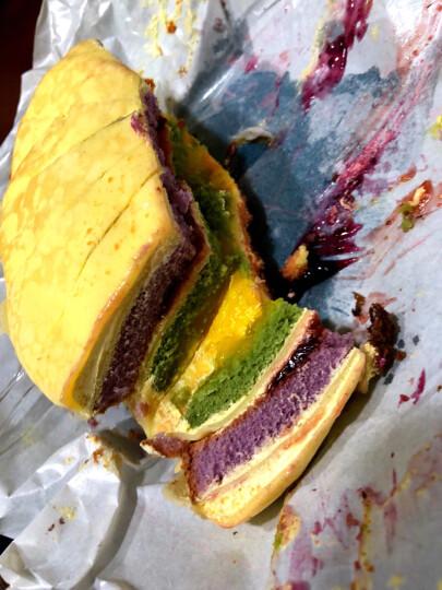 巧师傅 千层蛋糕 生日蛋糕 下午茶甜点茶点 6寸装 抹茶奥利奥+礼盒 晒单图
