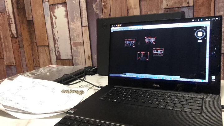 包尔星克 联想华硕戴尔惠普 笔记本适配器电源线 抗摇摆梅花头三孔弯插  1.5米(PowerSync)PWC-KNB90150 晒单图