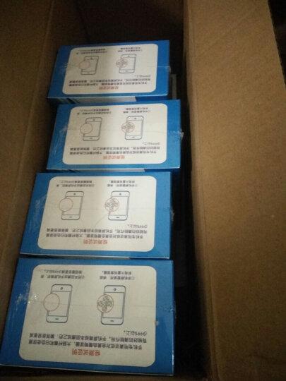 洁の良品一次性手机消毒纸屏幕清洁湿巾平板电脑手机屏幕清洁杀菌湿巾纸除油去污消毒湿纸巾100片速干 5盒 晒单图