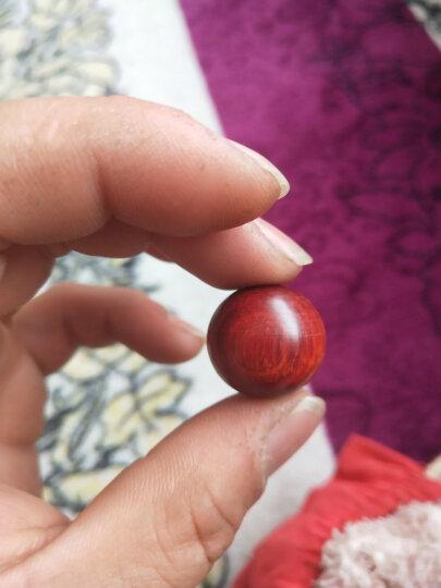 朵维尔米红木手串料 佛珠木料 原木木条 2.0 珠子料 红木小料diy 木料 美洲微凹黄檀30*2.2 晒单图