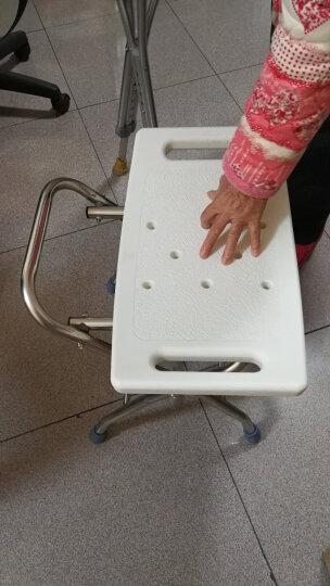 高博士(GAOBOSHI) 老人洗澡椅沐浴椅孕妇浴室凳子洗澡凳 E13升级款 晒单图