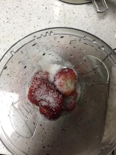 博世(BOSCH)料理机手持式婴儿辅食二合一搅拌 打发MSMM7310CN黑色 晒单图