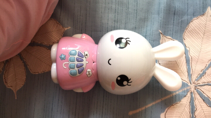火火兔F6S-TM儿童早教机新生婴儿玩具0-1岁故事机宝宝益智男女孩玩具蓝牙 【蓝牙版】F6梦幻蓝8G 晒单图
