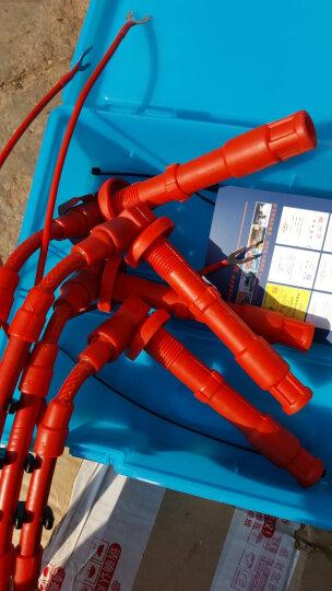 力爽点火缸线 适合于奇瑞旗云 瑞虎 QQ A3 A5 E5 风云2 奇瑞A5 1.6 480发动机 晒单图