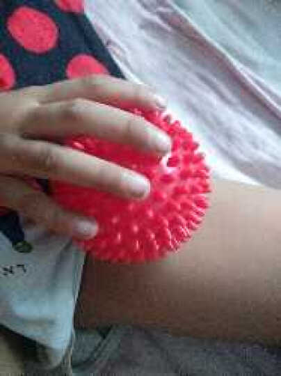 感统训练带刺迷你按摩球7-9cm手部刺激肌肉按摩足底训练硬刺球 药球 训练后放松按摩球 90mm带刺球 晒单图