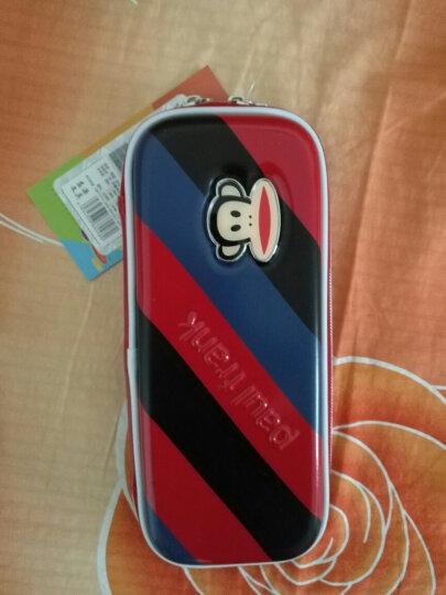 大嘴猴(Paul Frank)笔袋 儿童铅笔袋小学生学习用品文具袋韩版文具盒 笔袋 PKY6048红色 晒单图