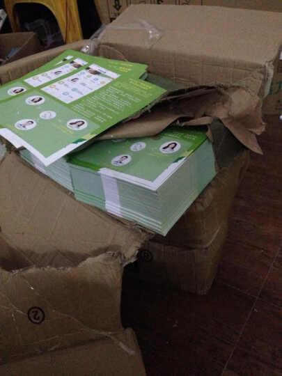 宣传单印制企业宣传册画册印刷彩页设计a4海报制作dm单广告单页折页说明书样本图册杂志封套 5000张包邮包设计 晒单图