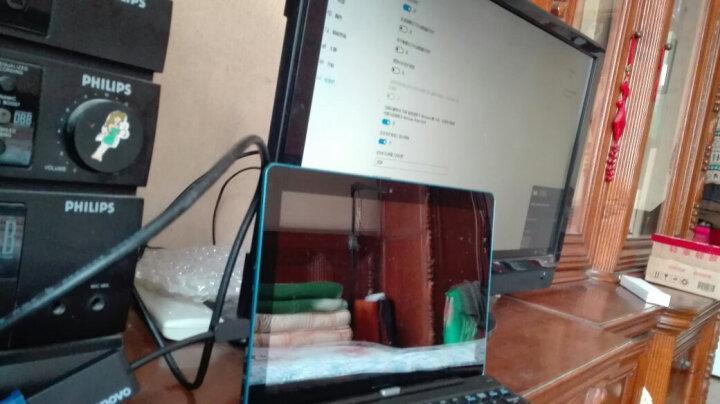联想(Lenovo) HDMI转VGA转换器 平板电脑接投影仪适配器 L903 Micro HDMI转VGA 晒单图