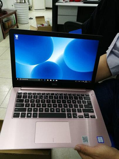 戴尔(DELL)灵越5370-2505轻薄本13.3英寸办公i5学生办公手提笔记本电脑 8GB内存 240G固态 粉色定制 i5-8250U四核 HD620显卡 背光键盘 晒单图