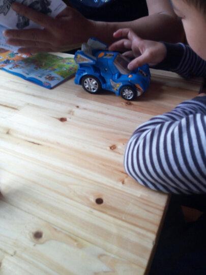 伟易达(Vtech)变形恐龙儿童玩具男孩女孩飞机汽车小孩益智玩具宝宝新年礼物 三角龙 晒单图