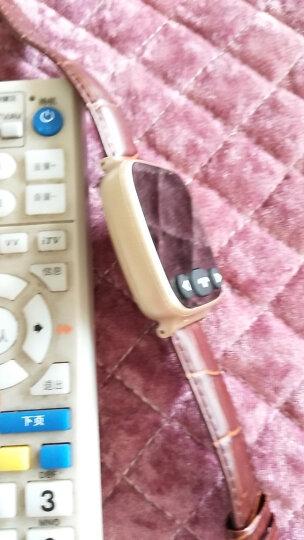 keke 【心率+血压检测】老人智能手表男女心率血压电话腕表儿童智能防丢器手机GPS定位手环 老人表-香槟金(双向通话+心率血压监测+多重定位) 晒单图
