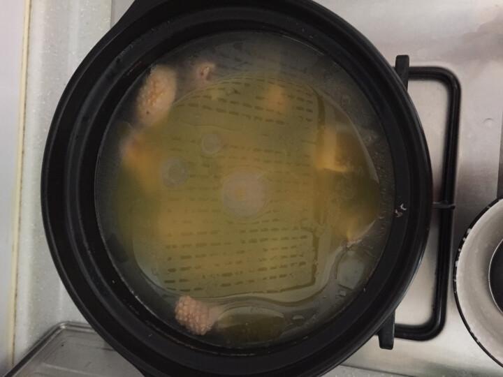 淘乐士 炒菜煲汤食物吸油纸厨房吸收油棉吸走汤内油份(3包36片装) 晒单图