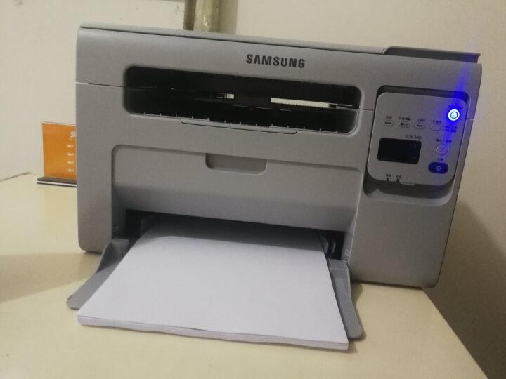 三星SCX-3401打印机一体机办公家用多功能黑白激光(打印 复印 扫描) 套餐五=全新机器+原装硒鼓*1 晒单图