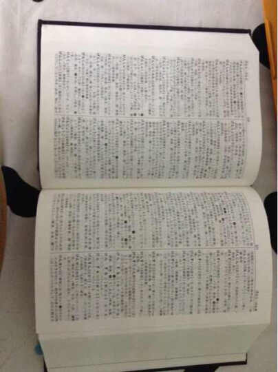 新版外研社日汉双解学习词典 日语词典 日汉词典 中日词典 晒单图