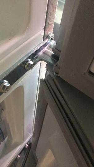 美菱(MELING)220升电控控温 中门软冷冻 节能保鲜 省电静音 三门冰箱 亚光银 BCD-220E3C 晒单图