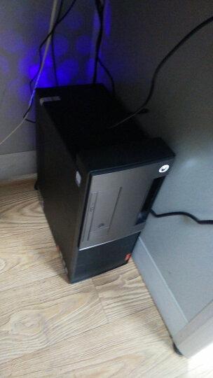 兼容win7 联想(ThinkCentre)M920T 高端商用家用办公娱乐台式电脑 支持京票慧采 主机+19.5英寸显示器 标配:i7-8700丨8GB丨1TB丨2G独显 晒单图