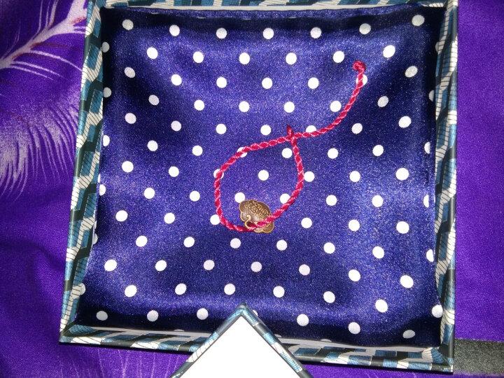 绮琞(CAYSON UTANA)波点小方巾 英伦复古领巾衬衫男士丝巾小围巾 晒单图