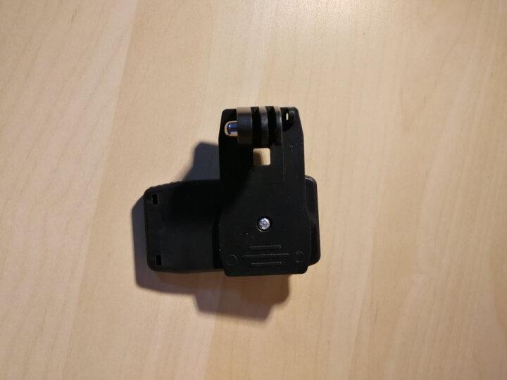 劲码 GoPro Hero 6 5 4 3+背包夹 360度旋转多功能调节夹子 小蚁山狗米家背包夹 GoPro系列 晒单图