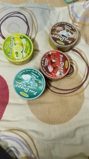 woogie 水果糖铁盒装200g*5 综合水果味 咖啡 柠檬 野莓 薄荷 樱桃  晒单图
