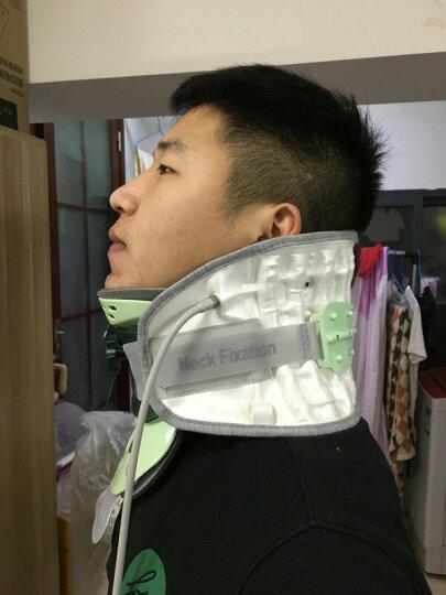 安瑞普 安瑞普颈椎牵引器家用医用按摩拉伸理疗仪治疗器颈托护颈矫正固定器 艾绒包6片装 晒单图
