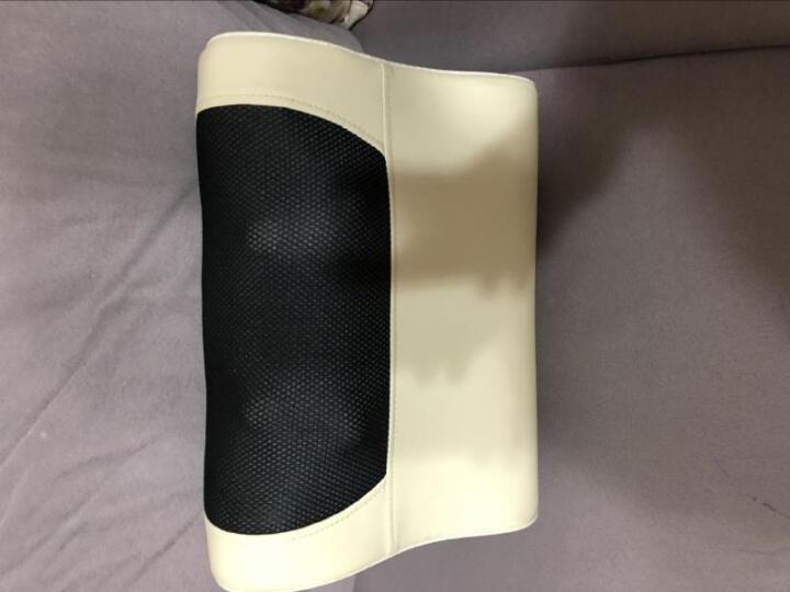 盛世阳光颈椎按摩器颈肩颈部肩部腰部腿部按摩垫多功能全身家用按摩靠垫按摩枕仪 K-516A 晒单图