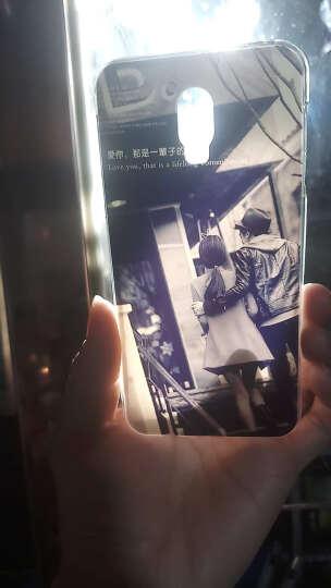 羽唐 手机壳手机套全包软壳 适用于三星GalaxyC8/SM-C7100/C7108保护套 木兰 晒单图