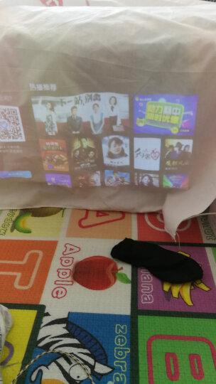 瑞视达光米Q7声控版 微型投影仪家用手持便携式手机同屏无线wifi智能充电小型投影机 标配+支架+充电宝+大音箱 晒单图