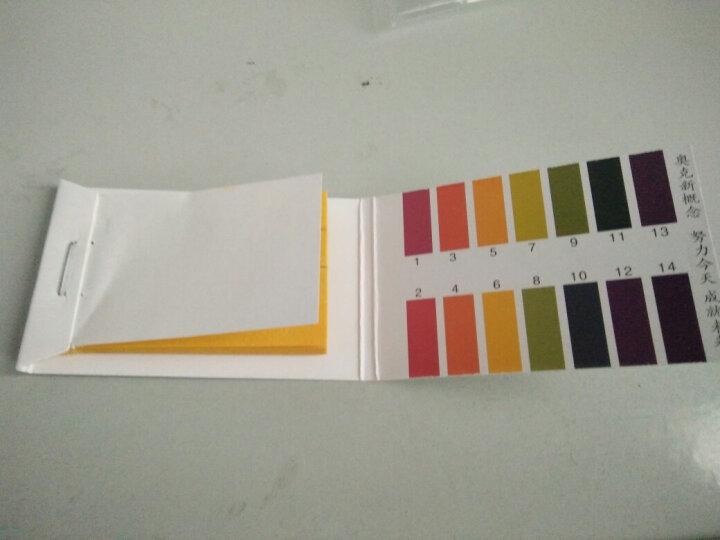 仙知 精密ph酸碱度检测试纸 羊水检测 溶液检测 2本 晒单图