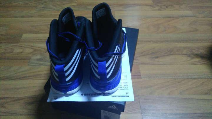阿迪达斯adidas 官方 篮球 男子 场上款篮球鞋 一号黑 G98318 如图 8 晒单图