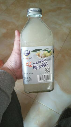 波仔 【金懋祥】BOZAI葡萄炖芦荟复合果汁1L*1瓶 复合果汁饮料无防腐剂 晒单图