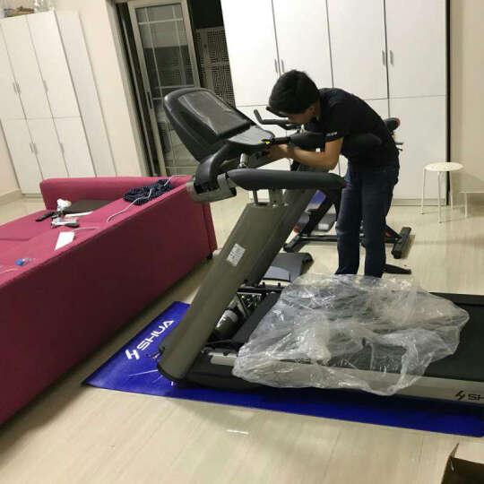 舒华X5跑步机商用跑步机健身房专用跑步机静音减震SH-5517T SH-5517T(X5)跑步机 晒单图