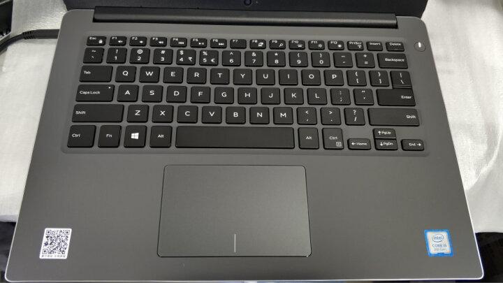 戴尔DELL灵越燃7000II 14.0英寸轻薄窄边框笔记本电脑(i5-8250U 8G 128GSSD+1T MX150 2G独显 IPS两年上门)银 晒单图
