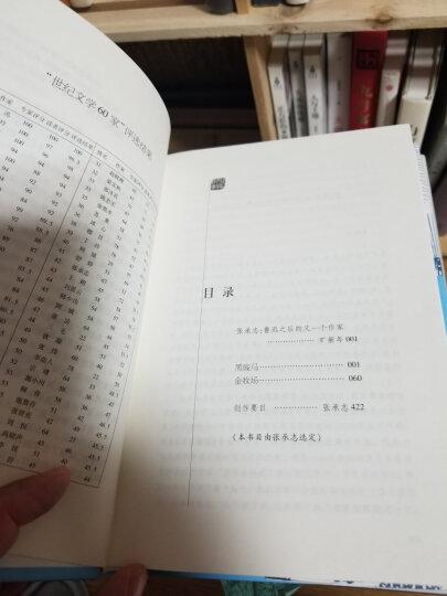 张承志精选集(精装版) 晒单图