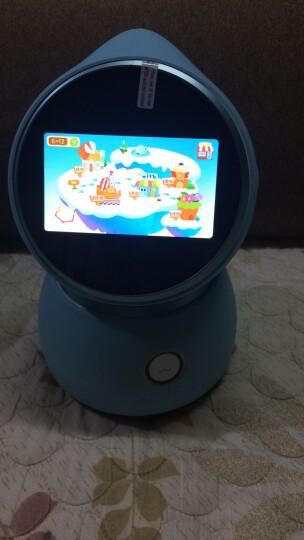 howareyou好儿优小白M1人工智能机器人儿童教育学习陪伴互动全程语音对话高科技视频通话学英语 粉色32G版 晒单图
