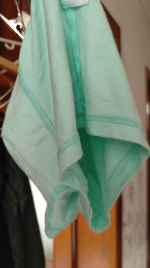 俞兆林 YUZHAOLIN 儿童内裤 A类标准女童四条盒装三角平角内裤YL17T004DZ天使宝贝三角110码 晒单图