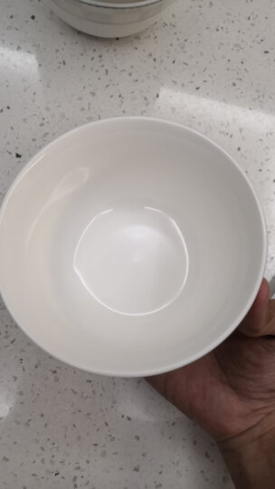 红叶 陶瓷碗碟套装景德镇骨瓷餐具28头碗盘碟 魔方 晒单图