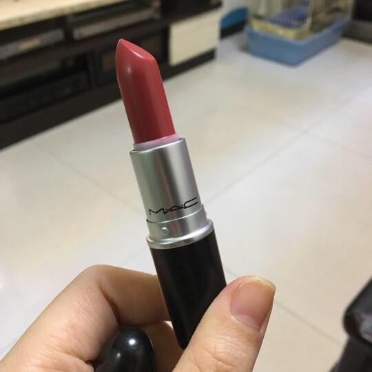 魅可(MAC)时尚唇膏 口红 3g Pretty Boy 美国原装进口 晒单图