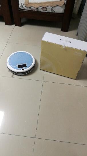 海尔(Haier) 蓝悦S智能扫地机器人家用全自动一体拖地机擦地吸尘器APP智控规划清扫 T510R 晒单图