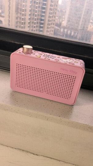 亿觅(emie) hello kitty系列电波无线蓝牙音箱/迷你音响 便携小低音炮 手机电脑音箱 甜心款 晒单图