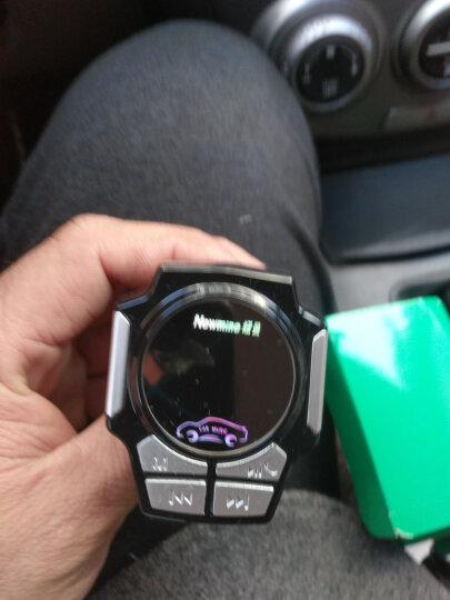 纽曼 车载mp3播放器 汽车蓝牙播放器 车载充电器快充 u盘点烟器usb一拖二FM发射 终结者 璀璨灰 车载MP3 晒单图