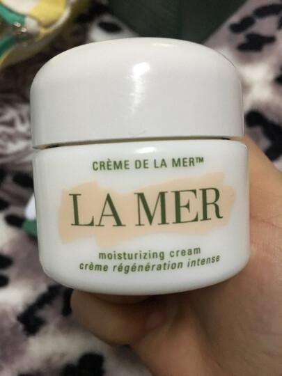 海蓝之谜(Lamer)精华面霜30ml(补水保湿 滋润修护) 晒单图