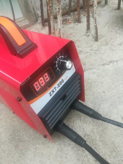 【全套配件,到手即用】兰博电焊机 ZX7-200 250小型家用220v焊机 智能全套(3米焊线+2米地线+手套+赠品) 晒单图