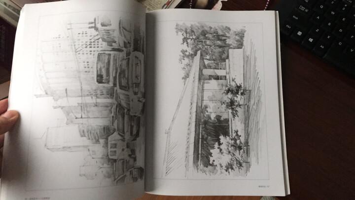 建筑美术:铅笔素描 晒单图
