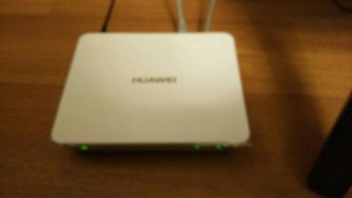 华为(HUAWEI) 交换机网络交流器宽带分线器网络集线器非网管8口百兆千兆以太网企业路由器 百兆S1700-8-AC 晒单图